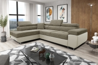 Moderná rohová sedacia súprava Annabelle Rohová sedacia súprava do obývacej izby w bloku