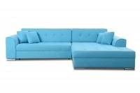 Moderná rohová sedacia súprava Sorento komfortowy Rohová sedacia súprava