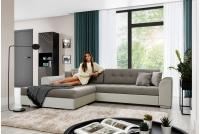 Moderná rohová sedacia súprava Sorento Rohová sedacia súprava do obývacej izby