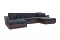moderní Rohová sedací souprava z funkcí spaní Vento ET - výprodej