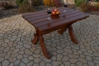 Stůl Excelent 120 cm Cypřiš