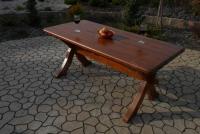 Stůl Excelent 160 cm Cypřiš