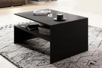 stolík kawowy Baros 99 Čierny lesk