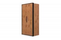 Skriňa 2D so zásuvnými dverami Loft