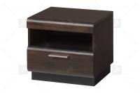 Nočný stolík Porti 79 - Čokoládový dub