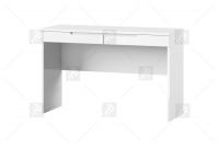 Toaletný stolík so zásuvkami Alwa 31 Biely lesk - akcia