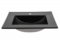 Umývadlo ceramiczna UM-8003-60 - Black