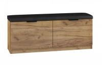 Komplet nábytku do predsienie Keri 3 Skrinka z tapicerka