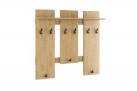 Komplet nábytku do predsienie Keri 4 Vešiak drewniany