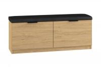 Komplet nábytku do predsienie Keri 4 Skrinka Hnedá