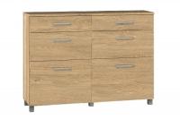 Komplet nábytku do predsienie Keri 7 Komoda drewniana