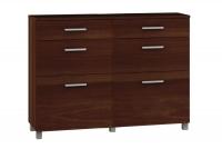 Komplet nábytku do predsienie Keri 7 Komoda so zásuvkami